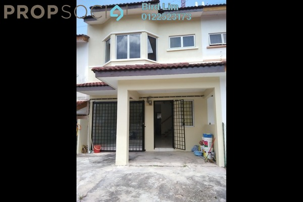 For Sale Terrace at Taman Puncak Jalil, Bandar Putra Permai Freehold Unfurnished 4R/3B 448k