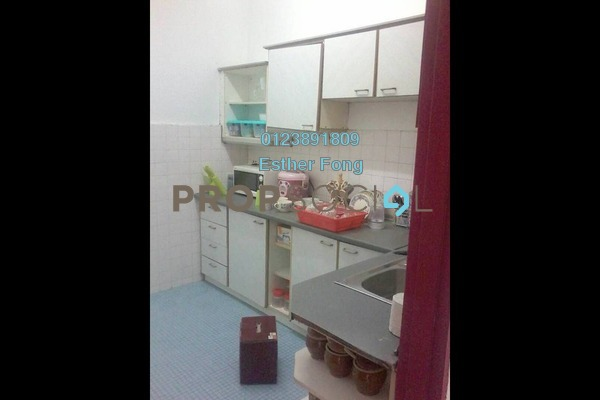 For Sale Townhouse at Taman SPPK, Segambut Freehold Semi Furnished 3R/3B 500k