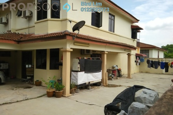 For Sale Terrace at Saujana Puchong, Puchong Freehold Semi Furnished 4R/3B 638k