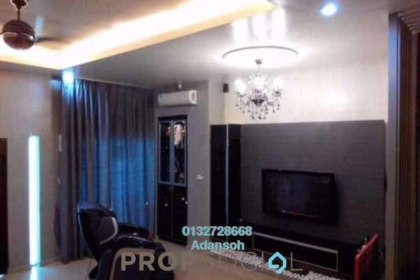 For Sale Terrace at Taman Prima Impian, Segambut Freehold Semi Furnished 3R/2B 1.05m