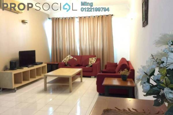 For Rent Condominium at Bistari, Putra Freehold Fully Furnished 3R/2B 2.4k