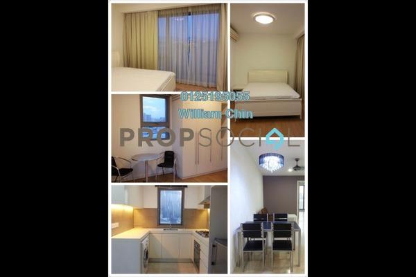 For Rent Condominium at Bintang Fairlane Residences, Bukit Bintang Freehold Fully Furnished 2R/1B 3k