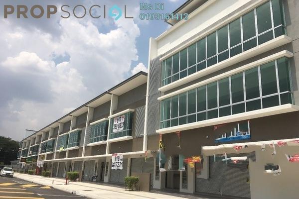 For Rent Shop at USJ Avenue, UEP Subang Jaya Freehold Unfurnished 0R/0B 6.5k