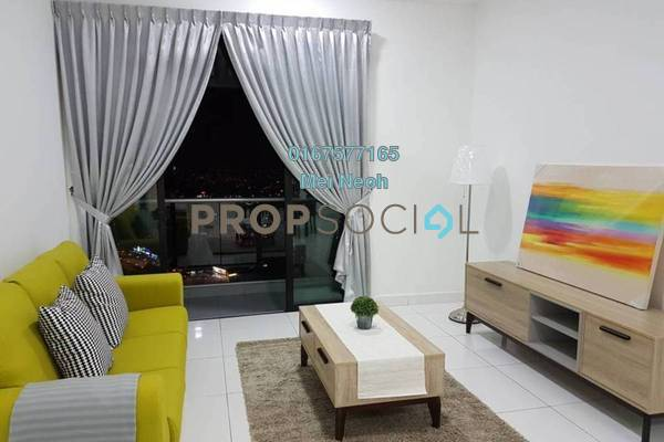 For Rent Condominium at The Platino, Skudai Freehold Fully Furnished 3R/2B 2.6k