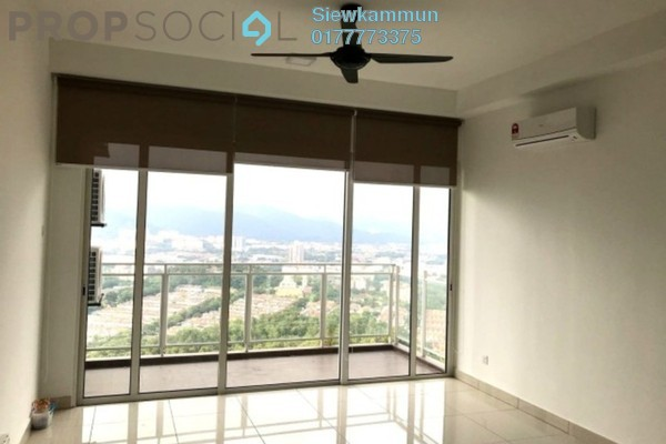 For Rent Condominium at Damansara Foresta, Bandar Sri Damansara Freehold Semi Furnished 4R/3B 1.9k