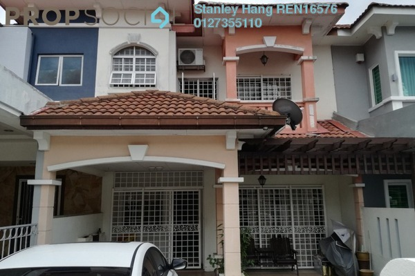 For Sale Link at Puteri 12, Bandar Puteri Puchong Freehold Semi Furnished 4R/3B 950k