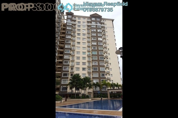 For Sale Condominium at 1 Petaling, Sungai Besi Freehold Semi Furnished 3R/2B 480k