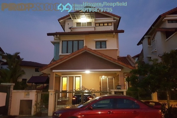 For Sale Bungalow at BRP 5, Bukit Rahman Putra Freehold Semi Furnished 5R/5B 2.4m