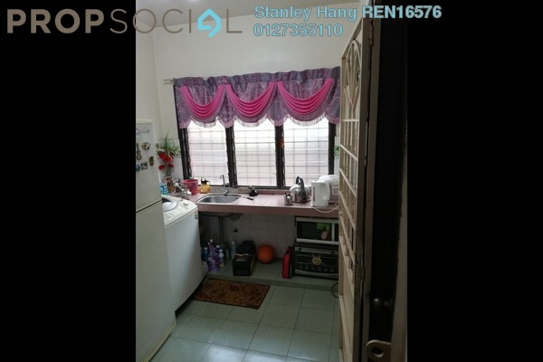 For Sale Terrace at Taman Kinrara, Bandar Kinrara Freehold Semi Furnished 4R/3B 670k