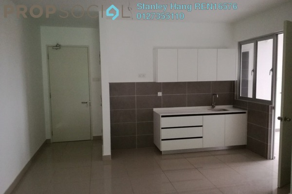 For Sale Condominium at Rimba Residence, Bandar Kinrara Freehold Semi Furnished 3R/3B 795k