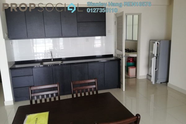 For Rent Condominium at Setia Walk, Pusat Bandar Puchong Freehold Fully Furnished 1R/1B 1.7k
