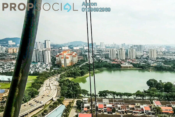 For Sale Condominium at M City, Ampang Hilir Freehold Semi Furnished 1R/1B 760k
