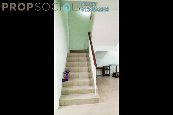 For Rent Terrace at Bandar Nusaputra, Puchong Freehold Semi Furnished 4R/3B 1.8k