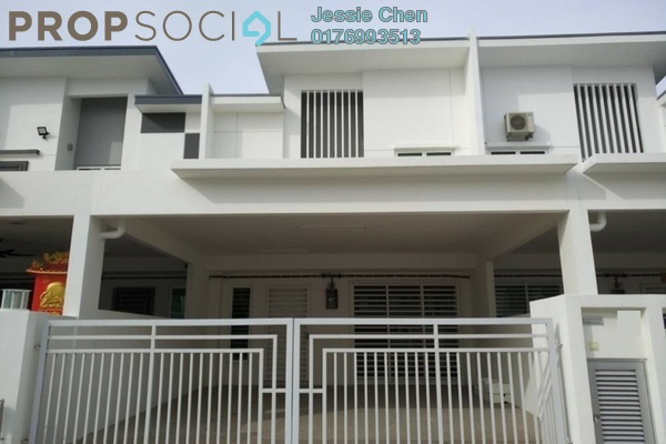 For Rent Terrace at Balista, Bandar Sri Sendayan Freehold Unfurnished 4R/4B 1.1k