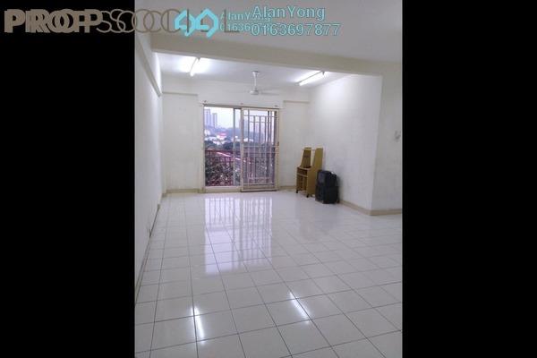 For Rent Condominium at TAR Villa, Setapak Freehold Fully Furnished 3R/2B 1.7k
