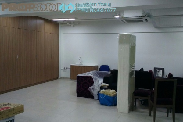 For Rent Office at d7, Sentul Freehold Unfurnished 0R/0B 2.8k
