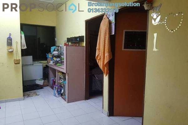 For Sale Apartment at Taman Sahabat, Teluk Kumbar Freehold Unfurnished 2R/1B 83k