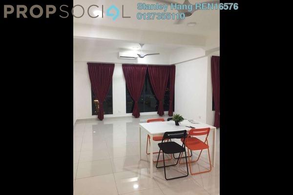 For Sale Condominium at 8 Kinrara, Bandar Kinrara Freehold Semi Furnished 1R/1B 500k