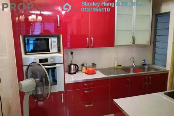 For Rent Condominium at e-Tiara, Subang Jaya Freehold Fully Furnished 2R/2B 2k