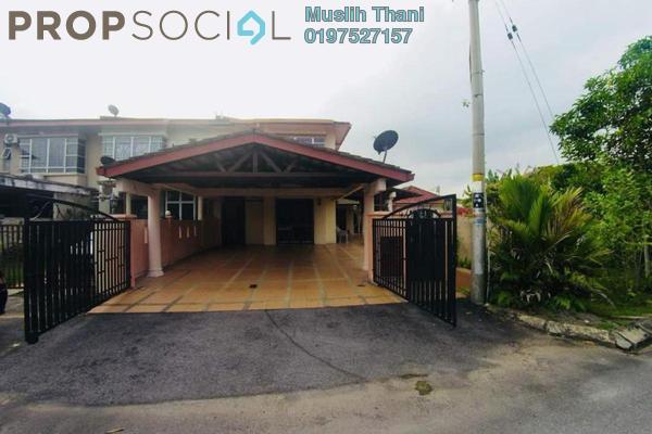 For Sale Terrace at Bandar Tasik Kesuma, Semenyih Freehold Semi Furnished 4R/3B 600k