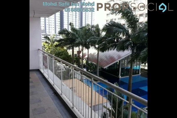 For Sale Condominium at Indah Alam, Shah Alam Freehold Semi Furnished 2R/1B 370k