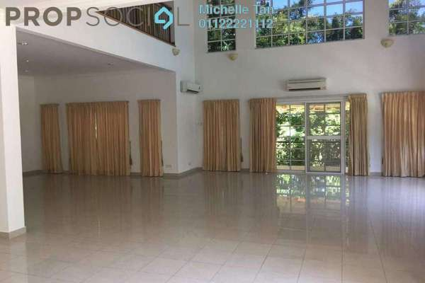 For Rent Bungalow at The Beverly Row, Putrajaya Freehold Semi Furnished 5R/6B 9k