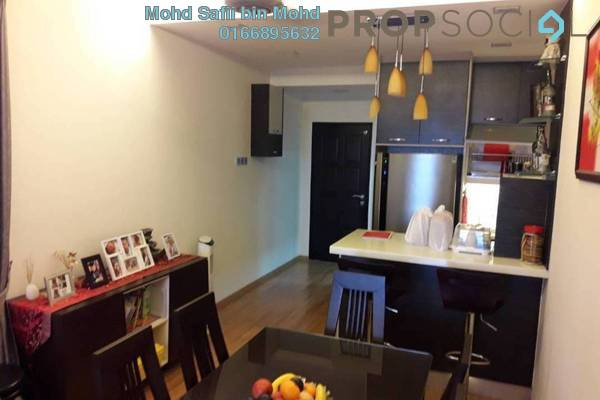 For Sale Condominium at Indah Alam, Shah Alam Freehold Fully Furnished 4R/2B 550k