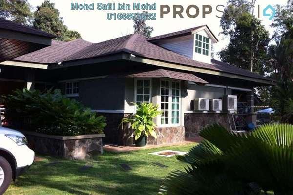 For Sale Bungalow at Bandar Saujana Utama, Sungai Buloh Leasehold Semi Furnished 5R/5B 2.5m