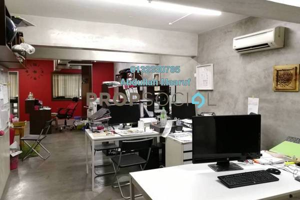 For Sale Office at Ampang Jaya, Ampang Freehold Fully Furnished 1R/1B 450k