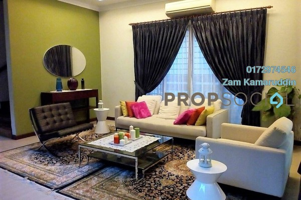 For Sale Semi-Detached at Lagenda 2, Bukit Jelutong Freehold Semi Furnished 5R/6B 2.2m