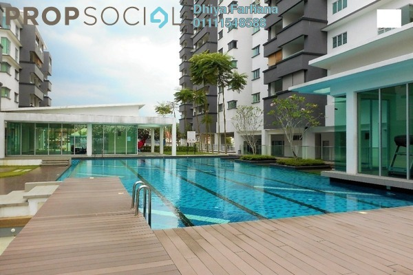 For Sale Condominium at Tiara ParkHomes, Kajang Freehold Unfurnished 3R/2B 375k