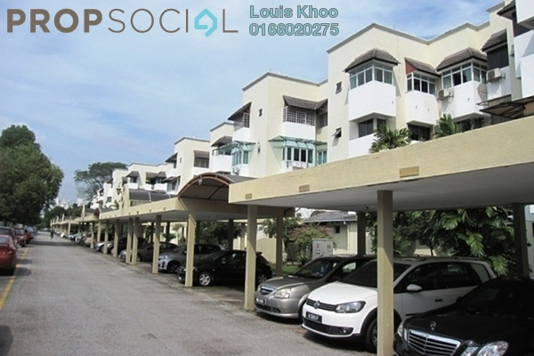 For Rent Condominium at RSGC View, Desa Pandan Freehold Fully Furnished 3R/2B 2.2k