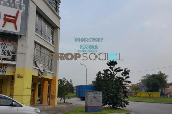 For Sale Shop at Taman Maznah, Klang Freehold Unfurnished 3R/6B 1.3m