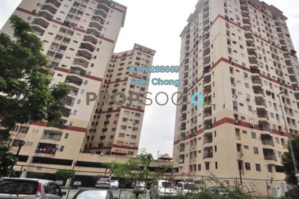 For Sale Condominium at Ampang Damai, Ampang Freehold Unfurnished 3R/2B 395k