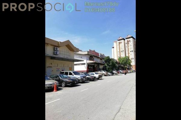 For Sale Factory at Desa Tun Razak, Bandar Tun Razak Freehold Semi Furnished 1R/1B 1.35m