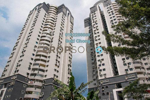 For Sale Condominium at Bukit Pandan 2, Pandan Perdana Freehold Unfurnished 2R/2B 365k