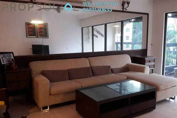 For Rent Condominium at BU1, Bandar Utama Freehold Fully Furnished 3R/3B 3.8k