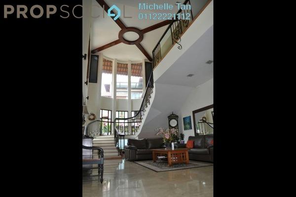 For Rent Bungalow at Taman Ampang Utama, Ampang Freehold Fully Furnished 5R/5B 18.8k