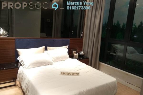 For Sale Serviced Residence at H2O Residences, Ara Damansara Freehold Semi Furnished 3R/2B 589k