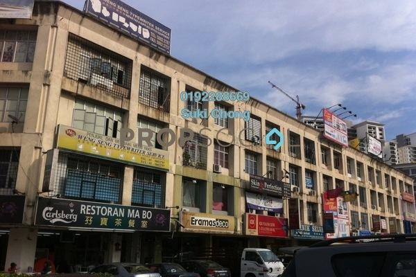 For Sale Apartment at Pusat Bandar Puchong Industrial Park, Pusat Bandar Puchong Freehold Unfurnished 3R/1B 188k