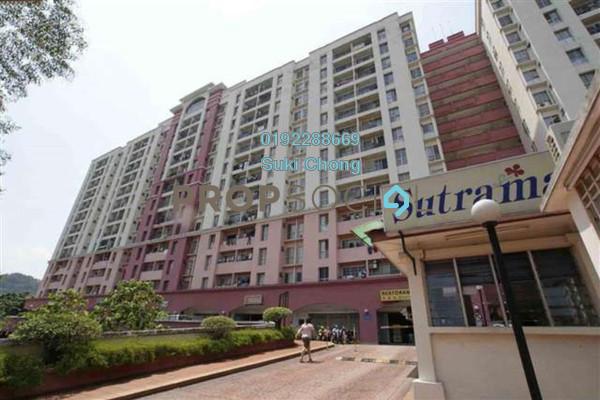 For Sale Condominium at Sutramas, Bandar Puchong Jaya Freehold Unfurnished 3R/2B 315k