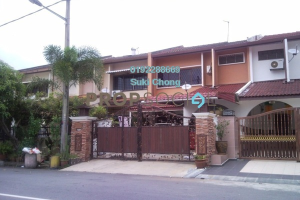For Sale Terrace at Taman Delima, Cheras Freehold Unfurnished 2R/2B 388k