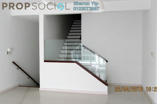 For Rent Townhouse at Challis Damansara, Sunway Damansara Freehold Semi Furnished 4R/4B 3k