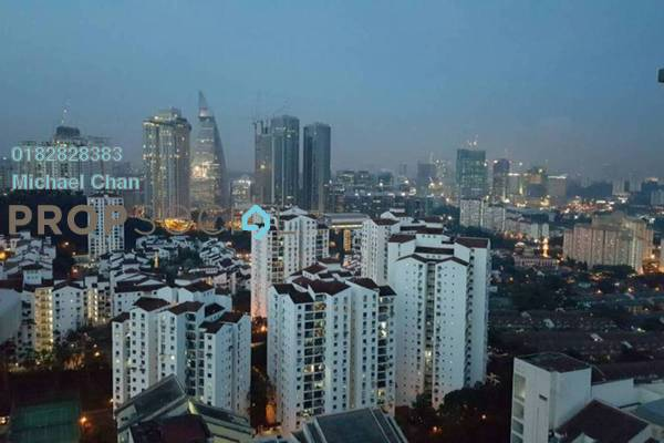 For Rent Serviced Residence at KL Gateway, Bangsar South Freehold Fully Furnished 2R/2B 3k