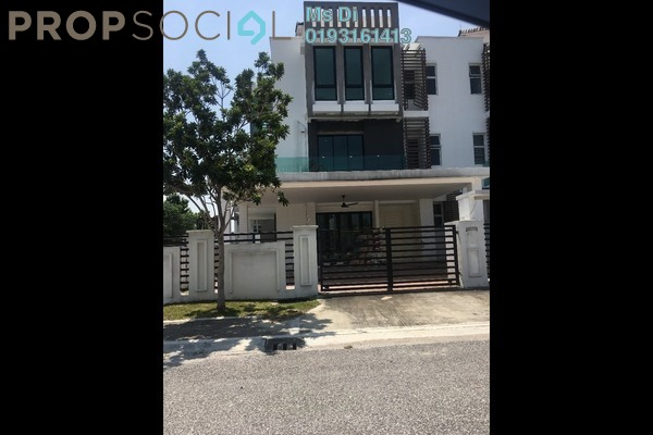 For Sale Terrace at USJ Heights, UEP Subang Jaya Freehold Semi Furnished 6R/6B 2.1m