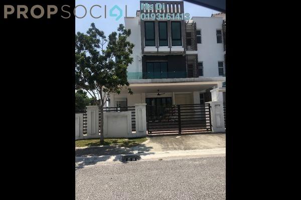 For Sale Terrace at USJ Heights, UEP Subang Jaya Freehold Semi Furnished 6R/6B 2.1m