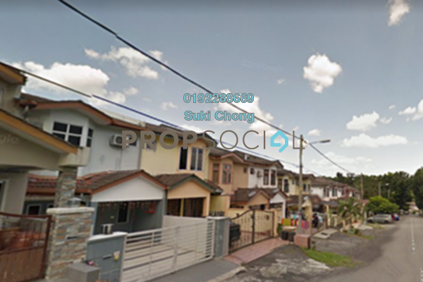 For Sale Terrace at Saujana Puchong, Puchong Freehold Unfurnished 4R/3B 438k