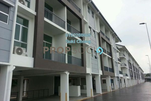 For Sale Townhouse at neos, Pandan Indah Leasehold Semi Furnished 3R/2B 595k