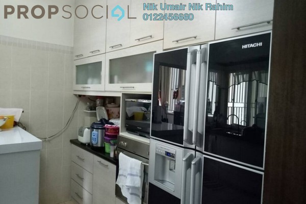 For Sale Condominium at Desa Putra, Wangsa Maju Freehold Semi Furnished 3R/2B 708k