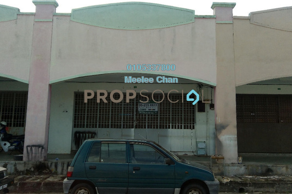 For Rent Shop at Panorama Lapangan Perdana, Ipoh Freehold Unfurnished 0R/1B 600translationmissing:en.pricing.unit